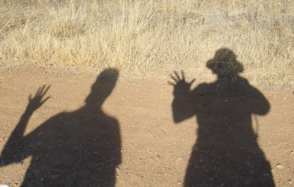 Make friends with your shadow