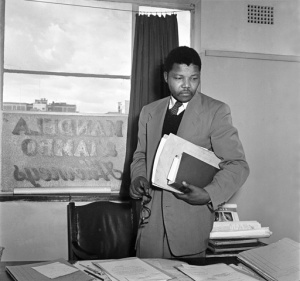 Mandela In Law Office